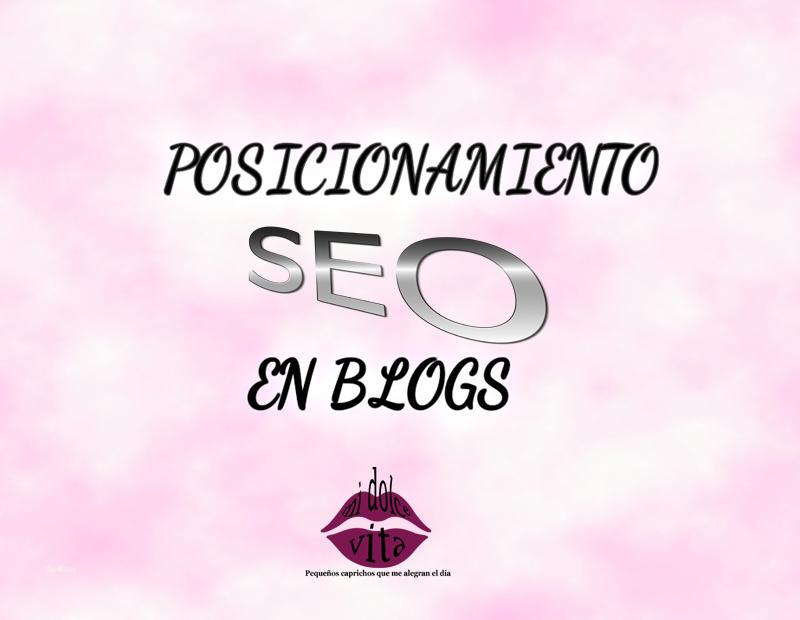 Posicionamiento SEO en blogs -consejos para mejorar -