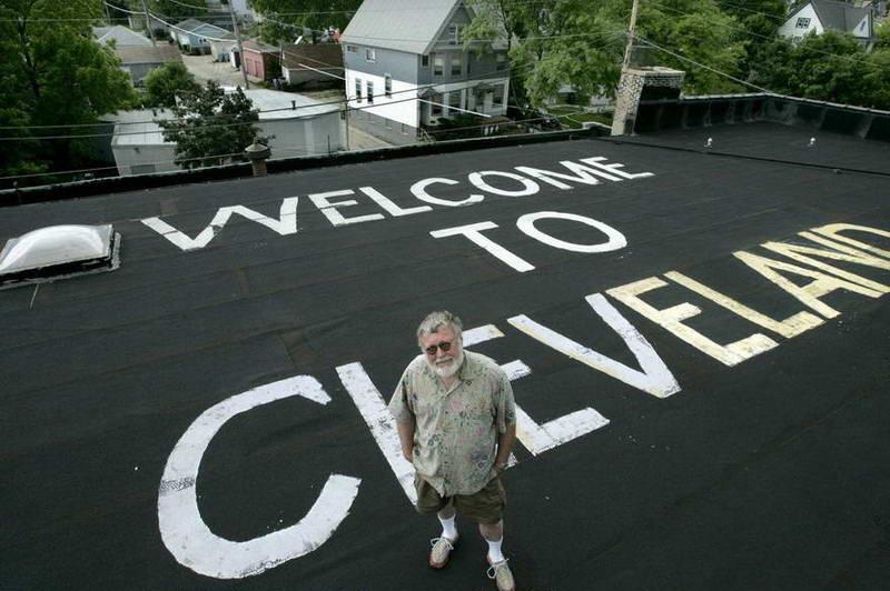 """""""Добро пожаловать в Кливленд""""."""