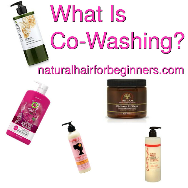 WHAT IS CO-WASHING?