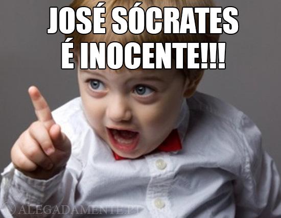 """Imagem de um """"puto regila"""" – José Sócrates É Inocente"""