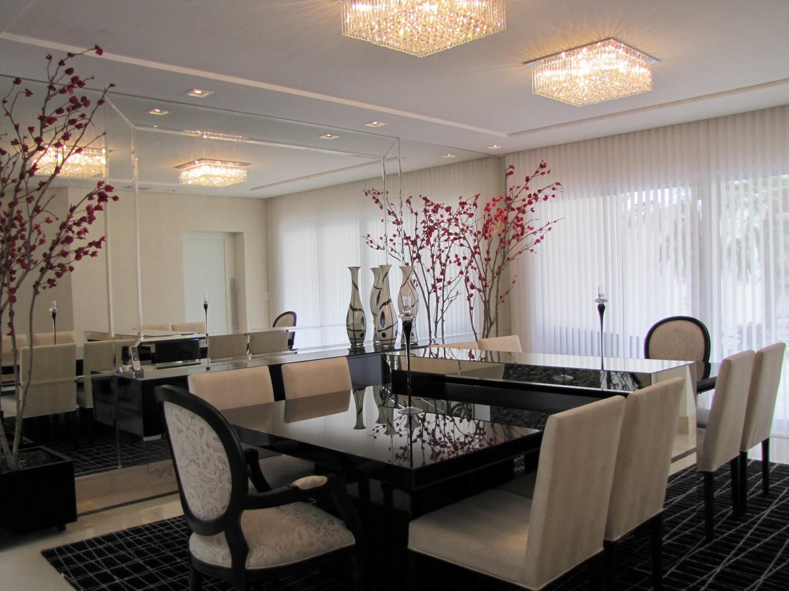 Sala De Jantar Westing ~ Salas de jantar50 modelos maravilhosos e dicas de como decorar