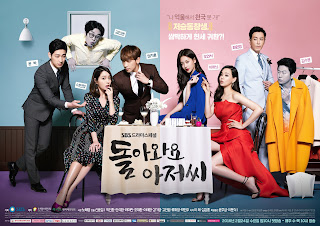 Sinopsis Come Back Mister