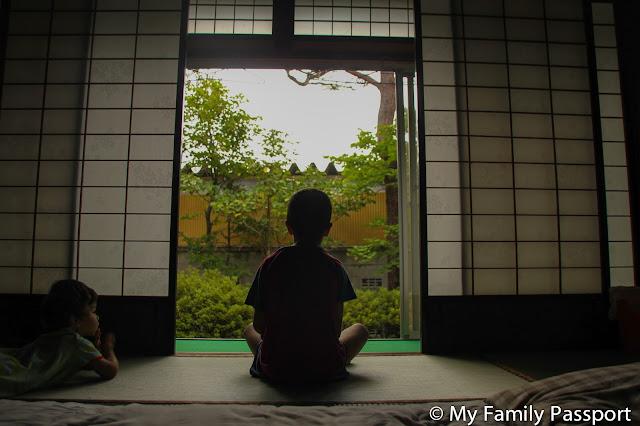 Japón en familia