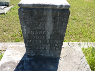 Nancy Elizabeth Foster, Campbell County Georgia, Family History, Genealogy, Ancestry, Find A Grave