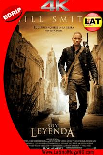 Soy Leyenda (2007) Latino Ultra HD 4K 2160P - 2007