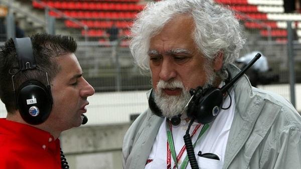 Scalabroni vuelve a la Fórmula 1
