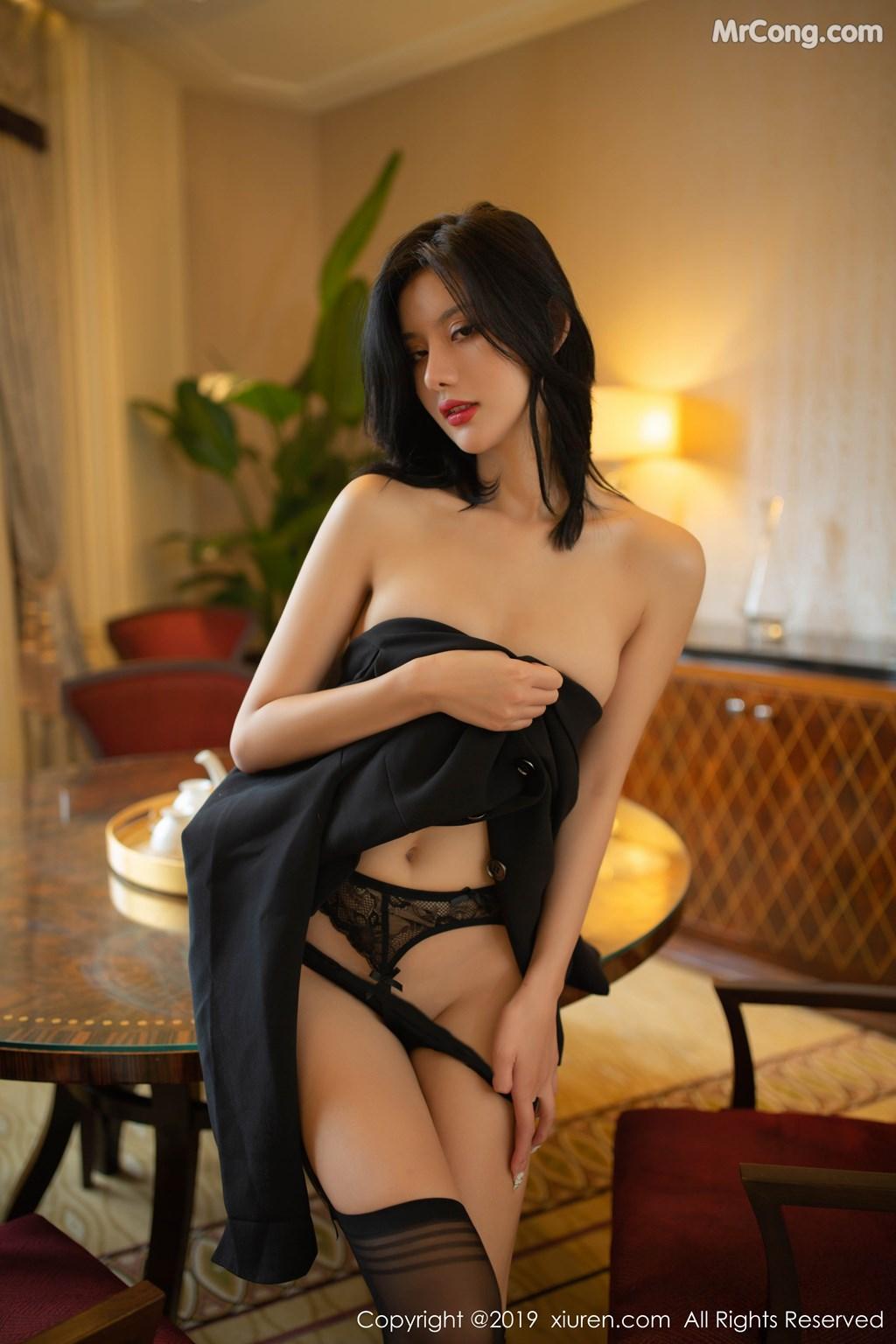 Image XIUREN-No.1640-Jiu-Shi-A-Zhu-A-MrCong.com-067 in post XIUREN No.1640: Jiu Shi A Zhu A (就是阿朱啊) (85 ảnh)