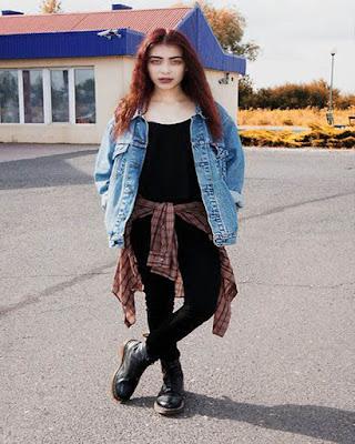 outfit hipster de moda casual