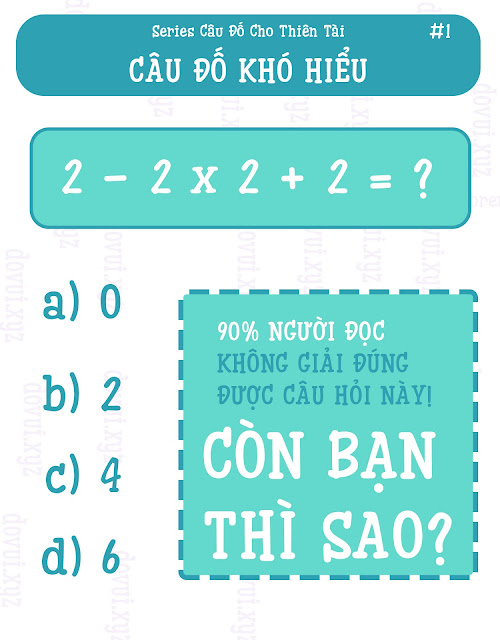bai toan lop 1 lam kho 90% cong dong mang