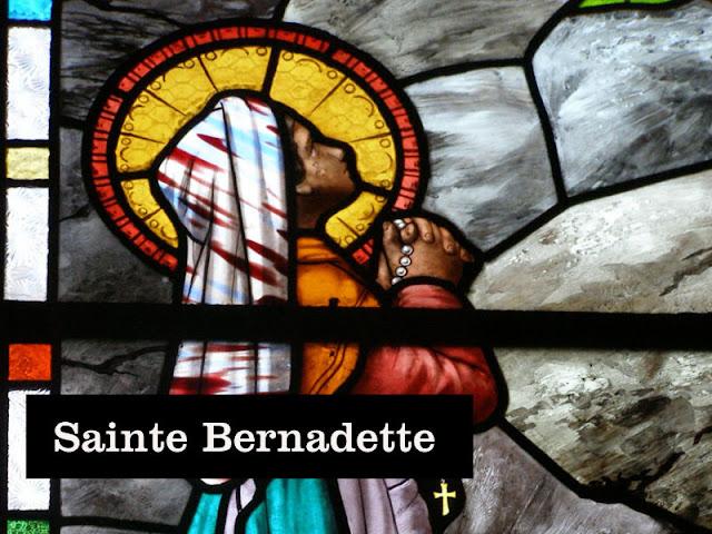 Sainte Bernadette Soubirous (1844-1879)