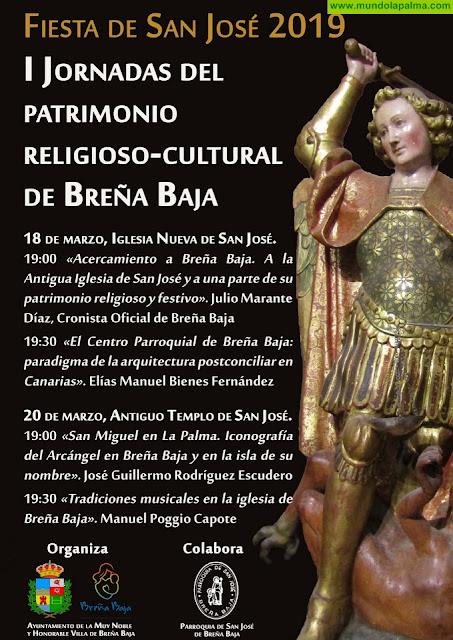I Jornadas del Patrimonio Religioso-Cultural de Breña Baja