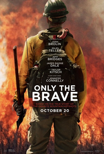 Only the Brave 2017 English Movie 1GB