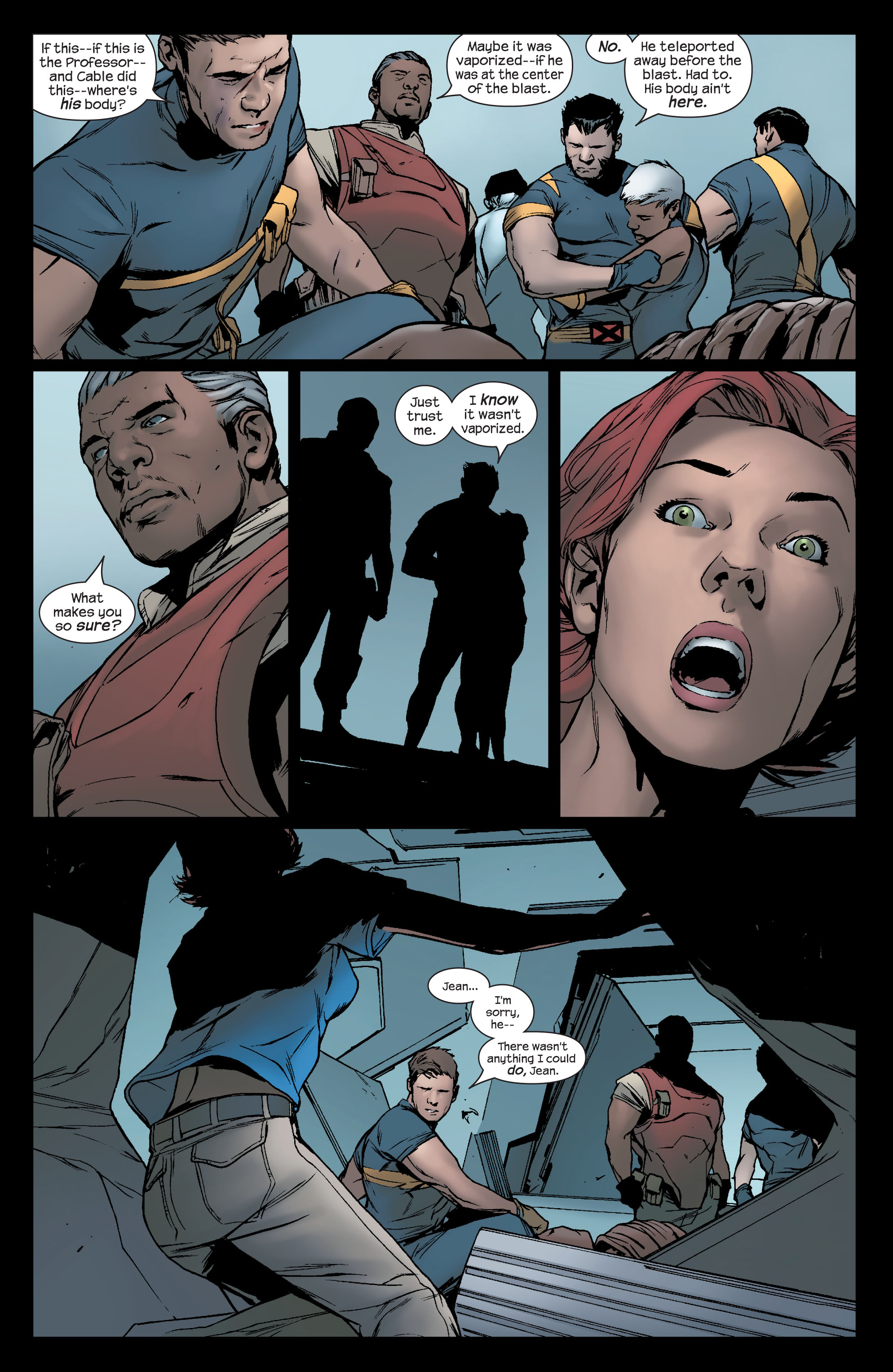 Read online Ultimate X-Men comic -  Issue #78 - 20