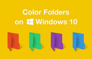 برنامج Folder Colorizer 2