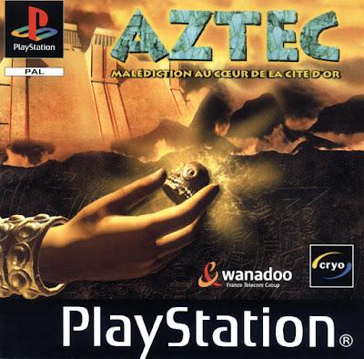 Aztecas La Maldición Ciudad Oro
