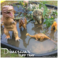 Dinosaur Activities for Preschoolers