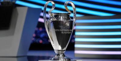 Hasil Drawing Liga Champions 16 Besar