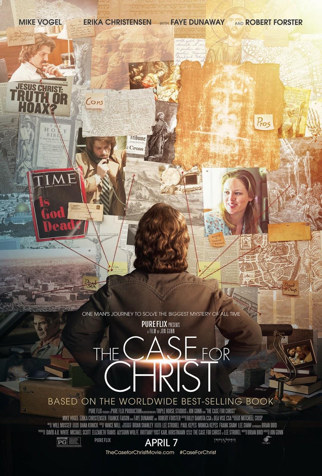Em Defesa de Cristo 2017 Legendado