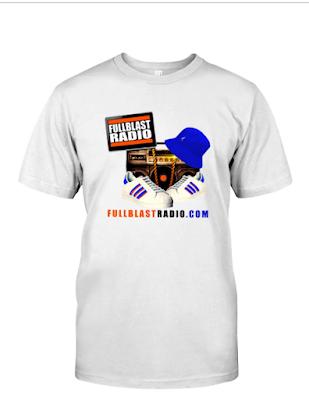 FullblastRadio T Shirt