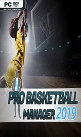 Pro Basketball Manager 2019 Pc - Pro Basketball Manager 2019-CODEX