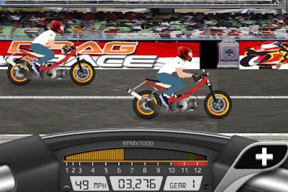 Download Drag Bike Apk Mod By Leonard Agung Terbaru Edition Indonesia