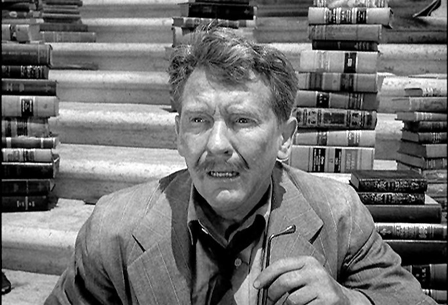 Twilight Zone movieloversreviews.filminspector.com Burgess Meredith