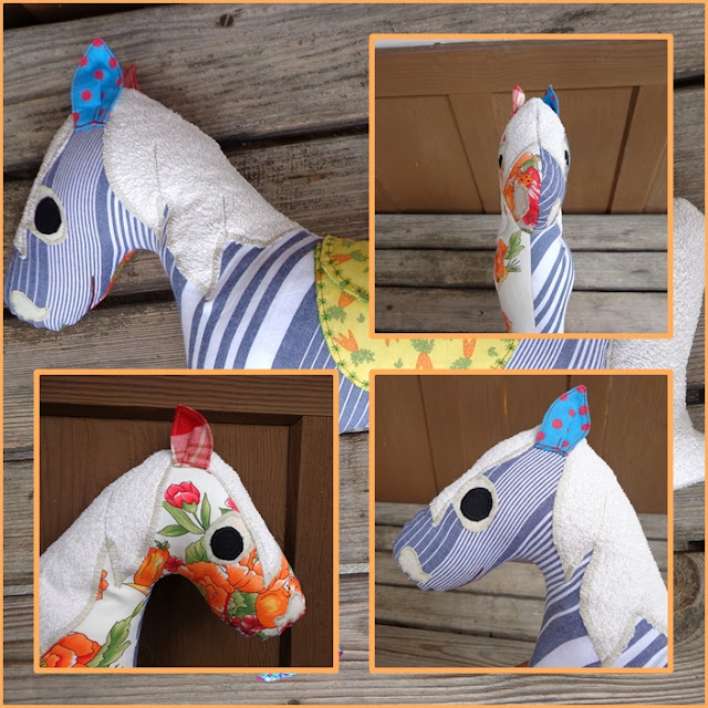 Softtoy Pony - Kuschelpferd Lilly