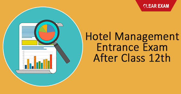 Pusa hotel management entrance exam