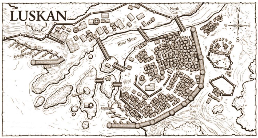 The Sword Coast 1491 Dr For Forgotten Realms Map – Dibujos Para Colorear