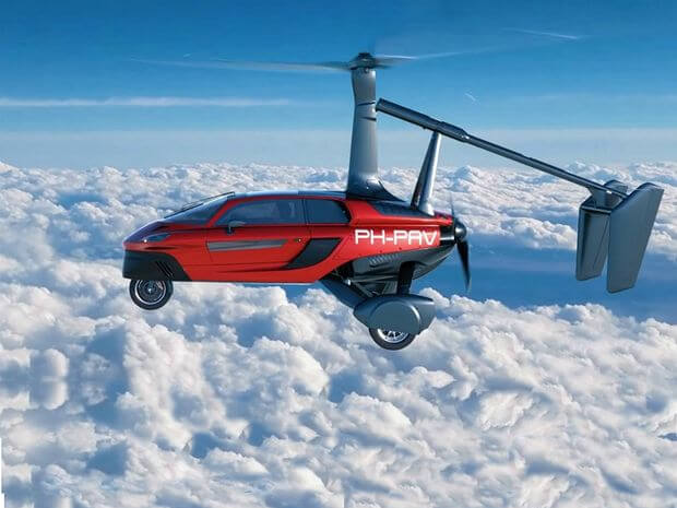 World's First Flying Car Has Been Finalized, And You Can Buy It