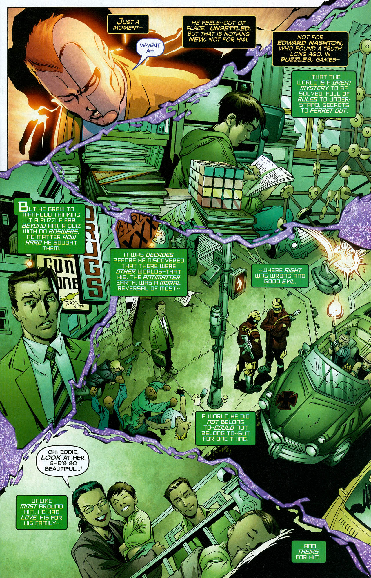 Read online Trinity (2008) comic -  Issue #21 - 5