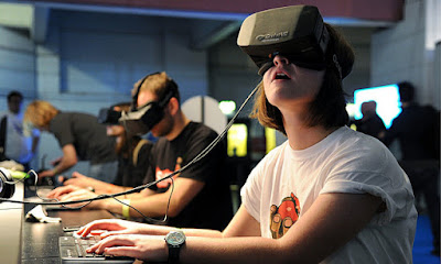 فيس بوك تخطط لنظارة اوكولوس ريفت لاسلكية رخيصة العام القادم