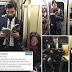 日本人が、満員電車で新聞を広げる心理は?海外の状況と比較してみた
