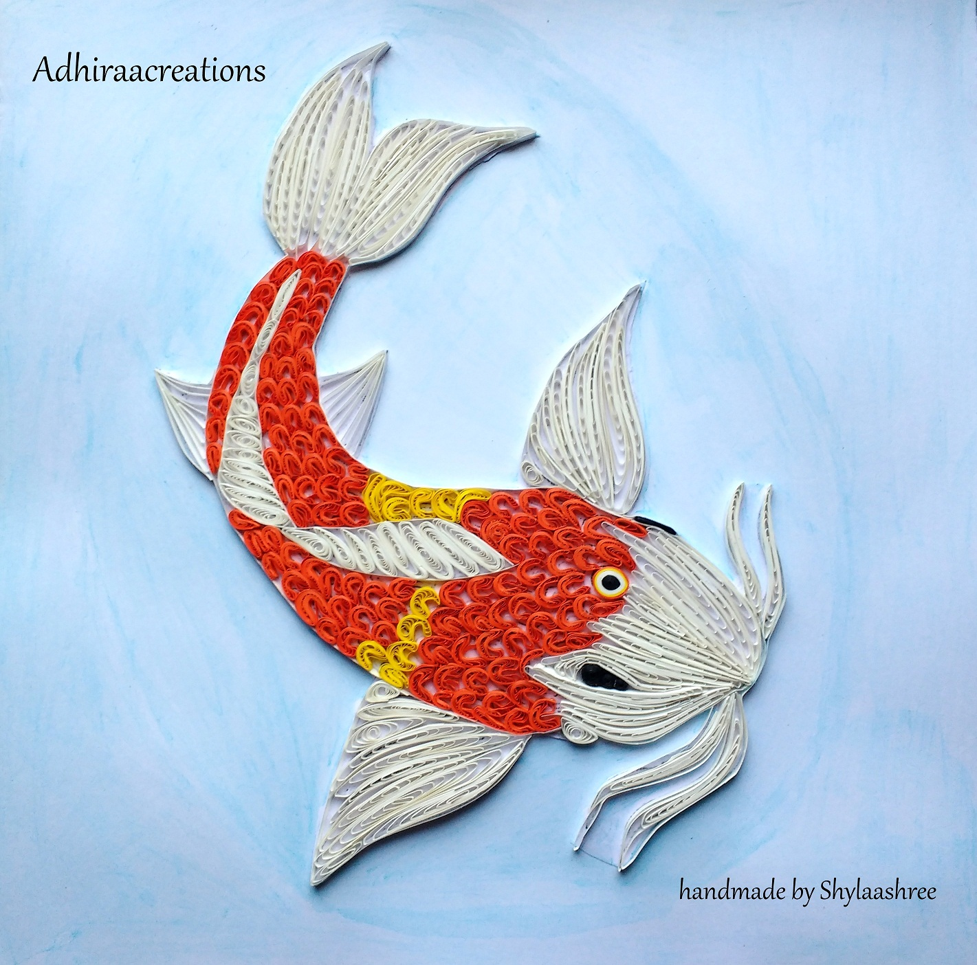 Adhiraacreations: Under the sea @IQCG
