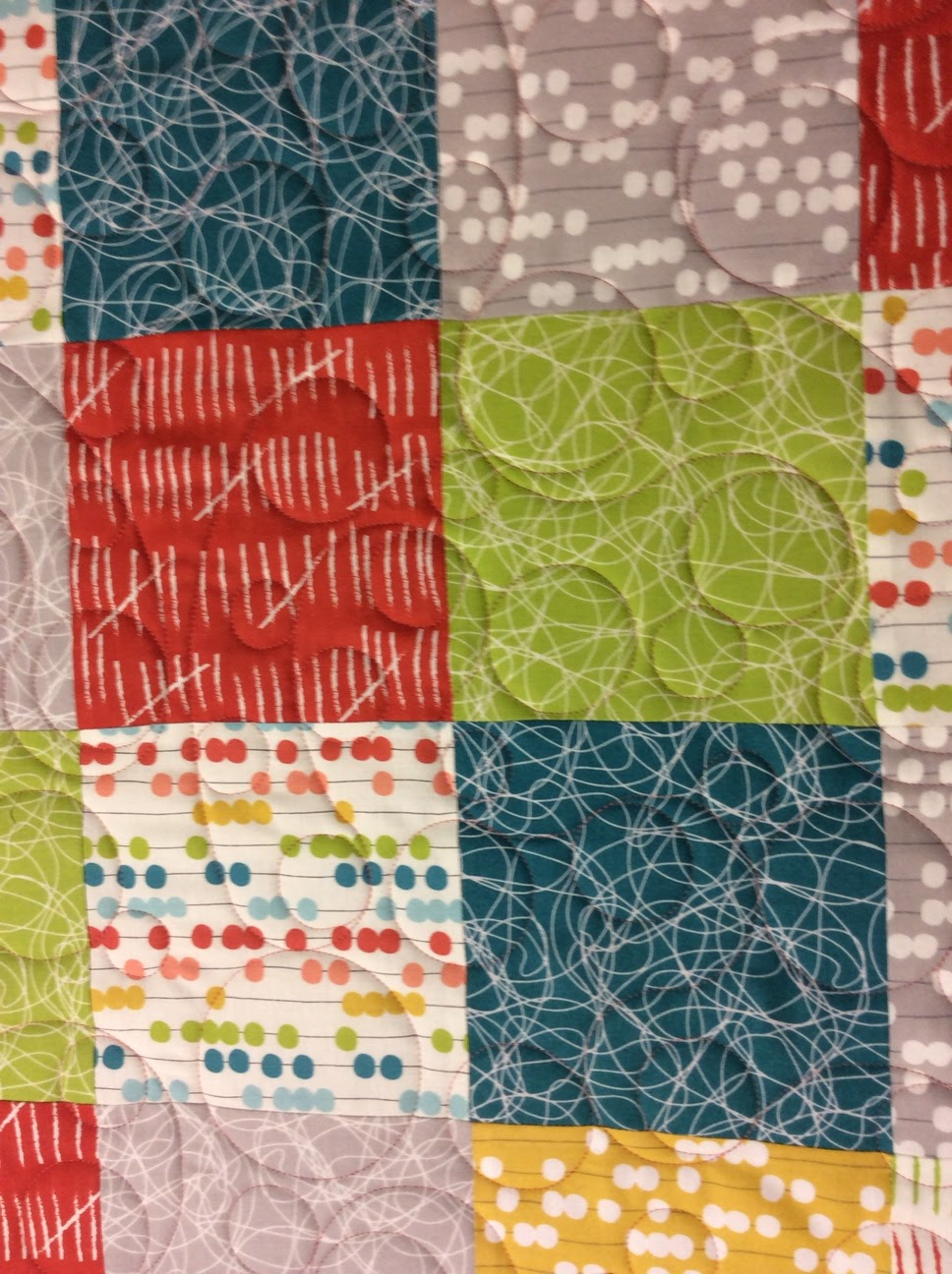Sticky Buns And Circle Meander Quilting Patterns Koolkat Quilting