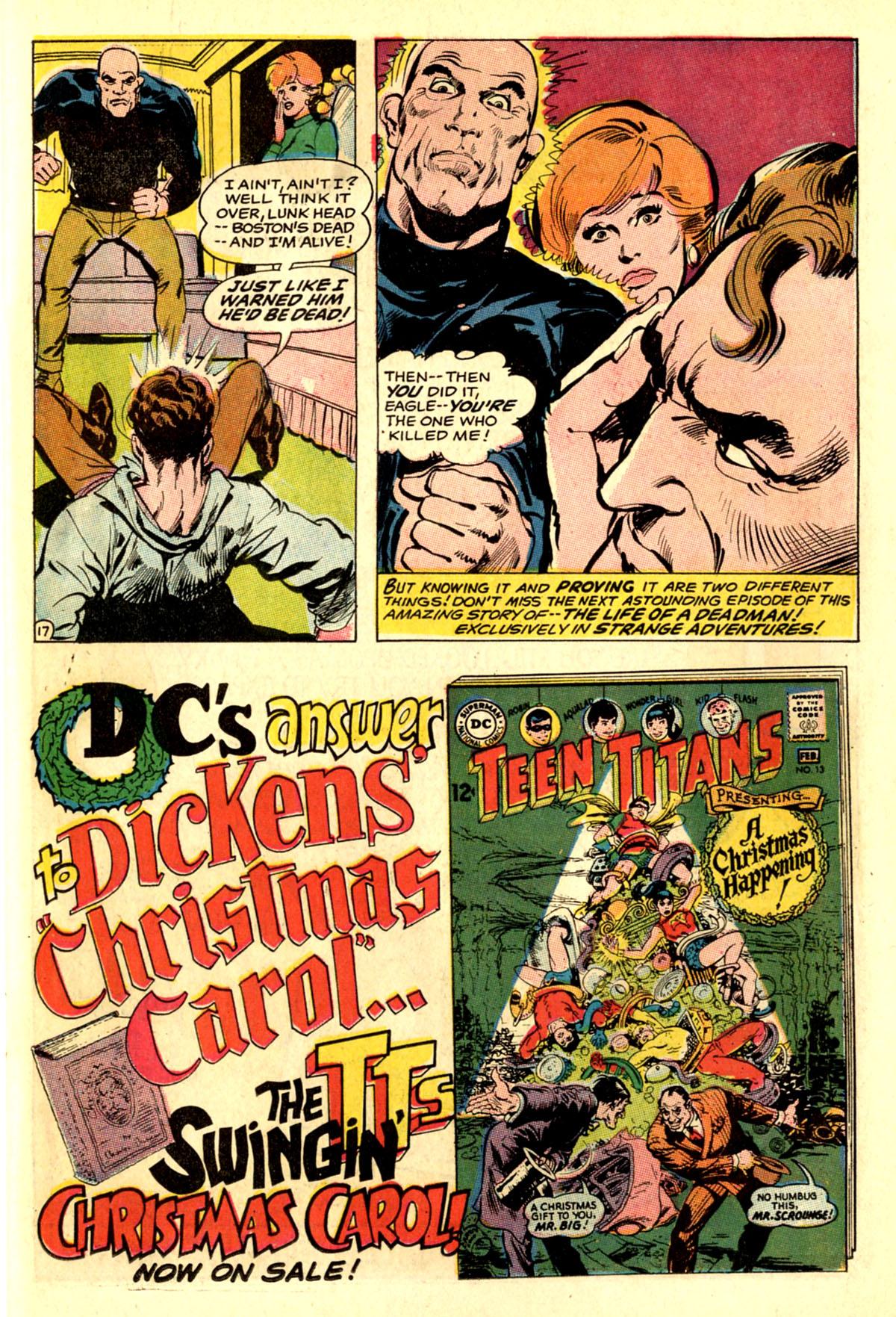 Strange Adventures (1950) issue 208 - Page 22