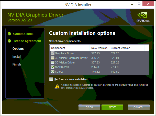 Tech Notes: Stereoscopic 3D missing in nvidia control panel