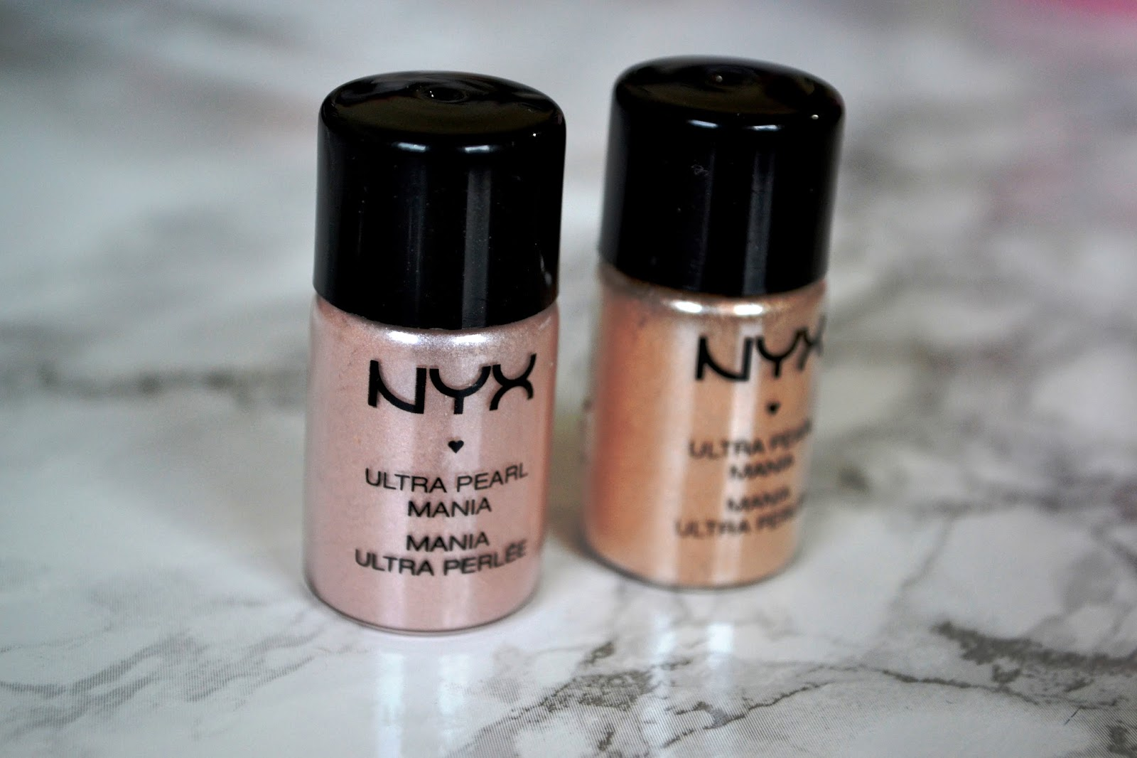 NYX Cosmetics Loose Pearl Eye Shadows