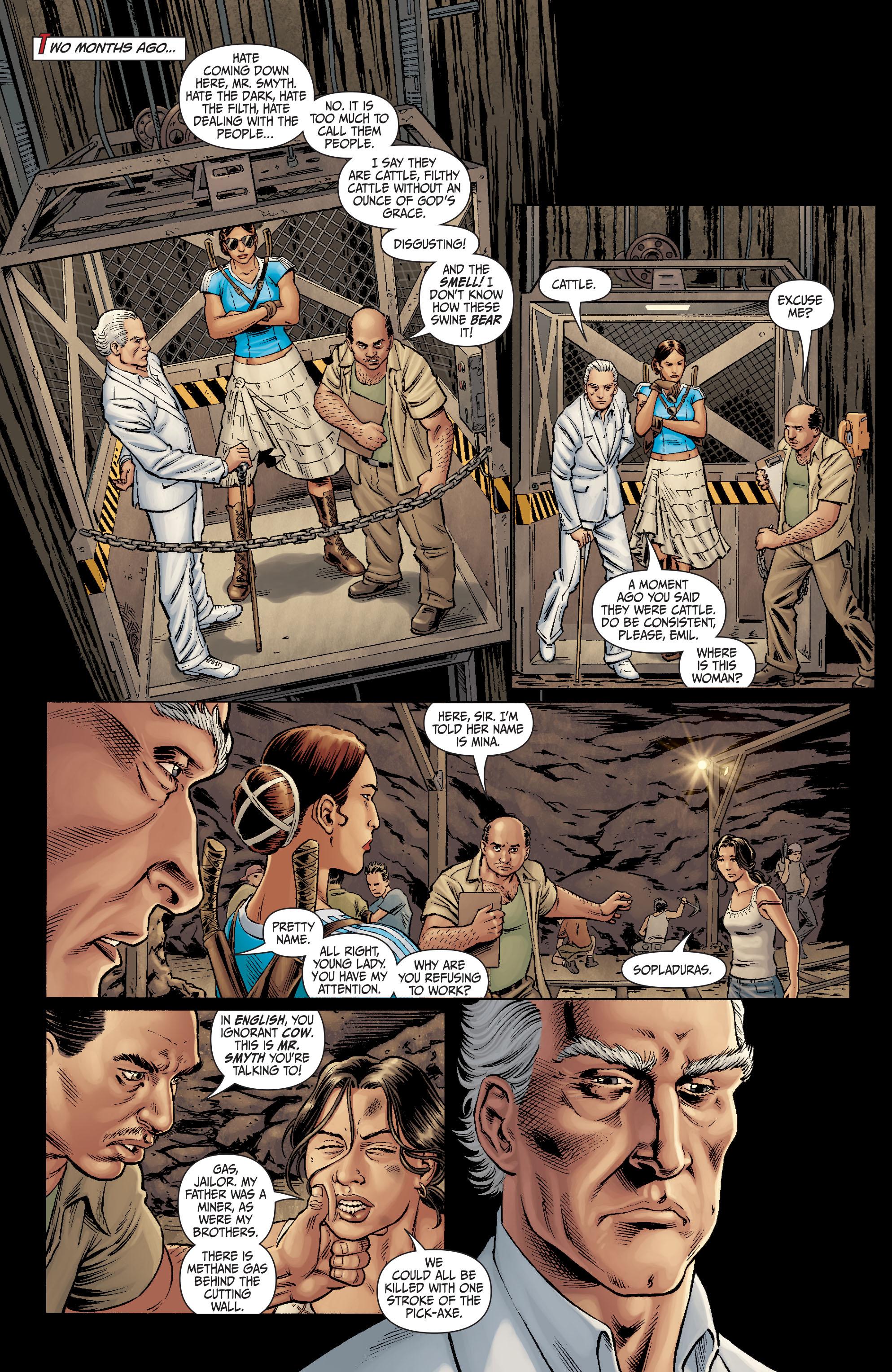 Read online Secret Six (2008) comic -  Issue #10 - 2