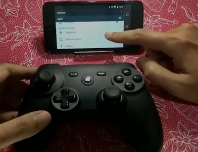 Menghubungkan Stick Bluetooth ke Android