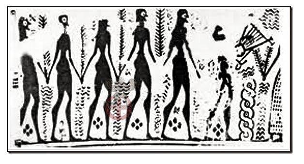 Ο χορός των υπερ Ποντίων Ελλήνων «Κοτσαγγέλ»