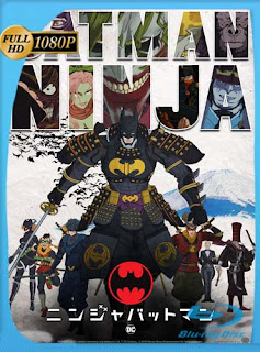Batman Ninja 2018HD [1080p] Latino [GoogleDrive] SilvestreHD