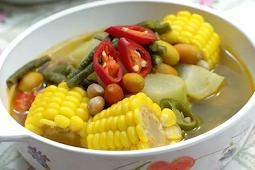 Resep Sayur Asem dan Cara Membuatnya