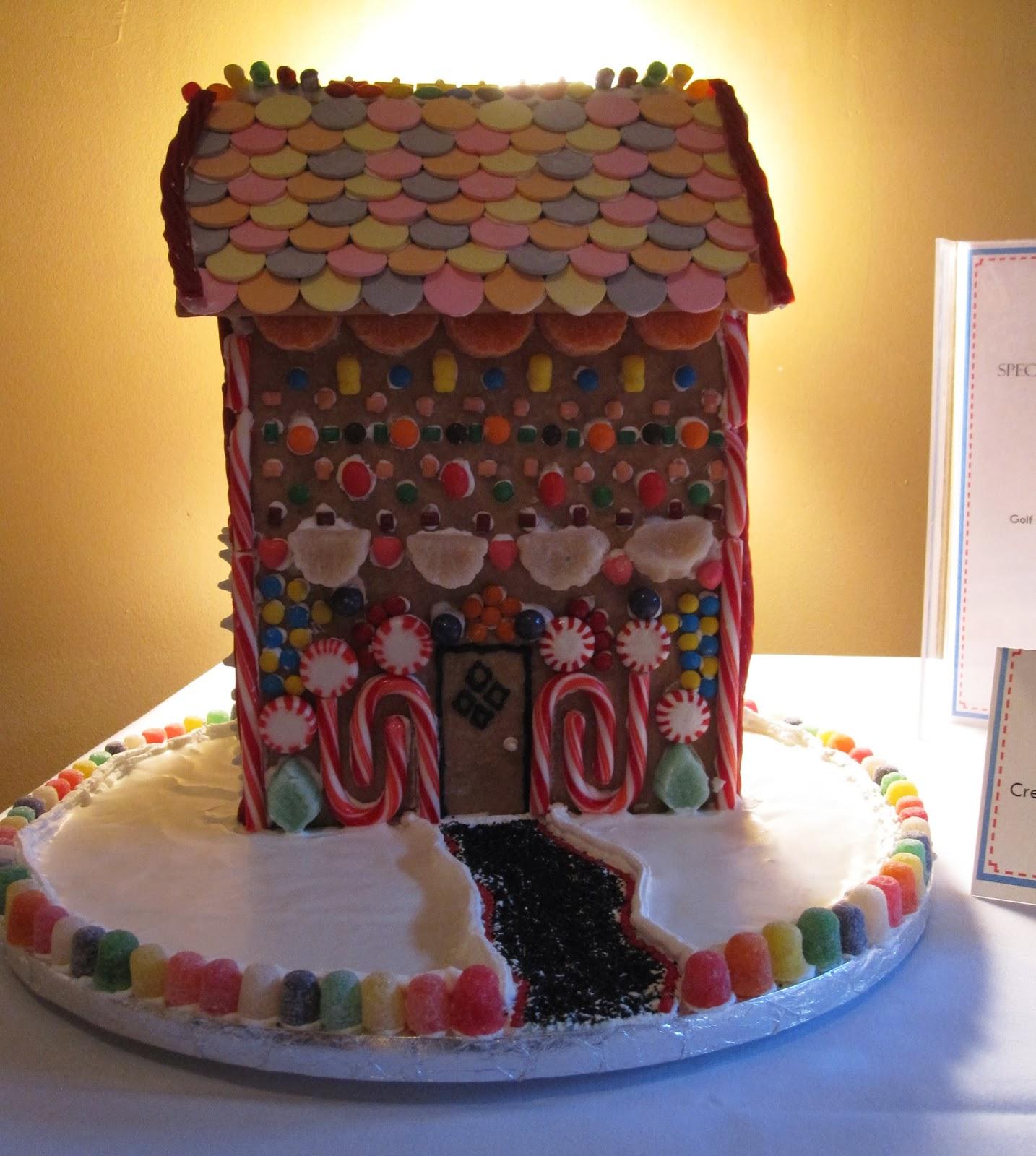 Amy Bradley Designs Gingerbread Houses