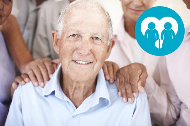 Cuidelia, cuidado de mayores