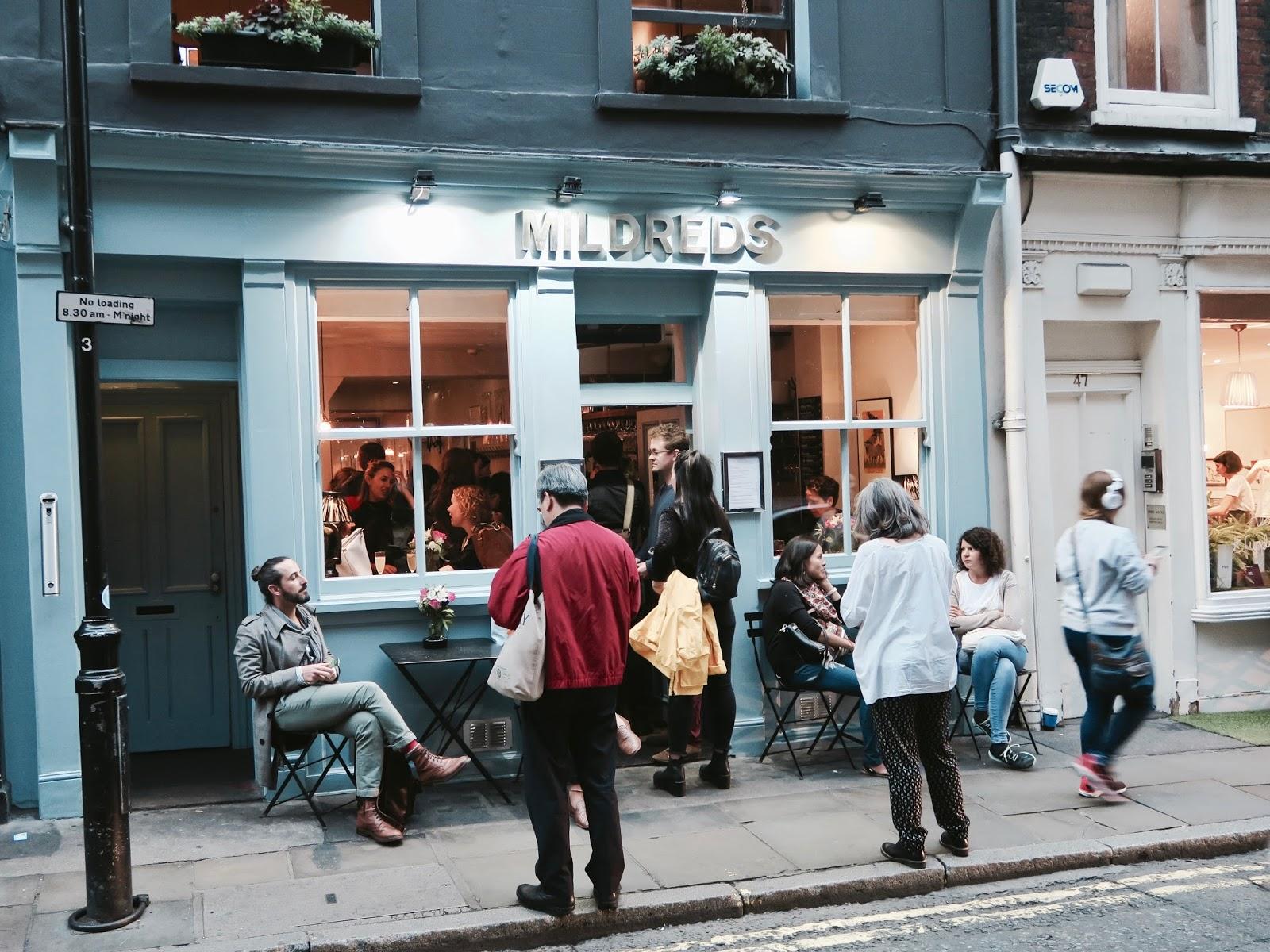Mildreds Restaurant