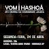 Ato Central de Yom Hashoá