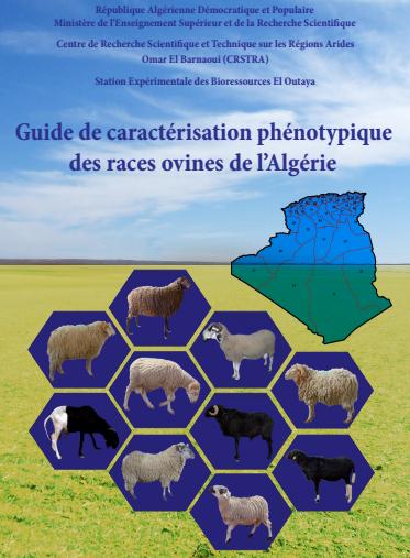 Guide de caractérisation phénotypique des races ovines de l'Algérie - WWW.VETBOOKSTORE.COM