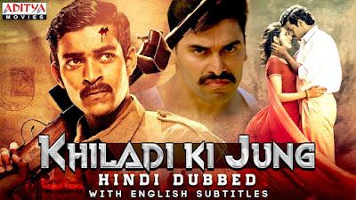Khiladiki Jung 2019 Hindi Dubbed WEBRip 480p 350Mb x264