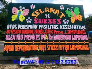 Sanggar Bunga Papan Di Lampung 081272725283
